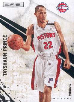 2010-11 Rookies and Stars #26 Tayshaun Prince