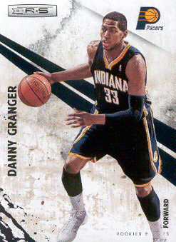 2010-11 Rookies and Stars #27 Danny Granger