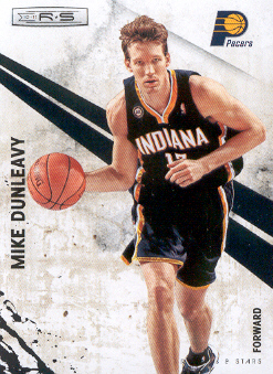2010-11 Rookies and Stars #29 Mike Dunleavy