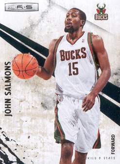2010-11 Rookies and Stars #32 John Salmons