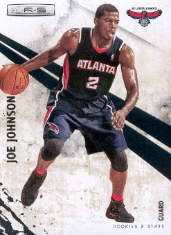2010-11 Rookies and Stars #33 Joe Johnson