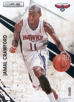 2010-11 Rookies and Stars #36 Jamal Crawford