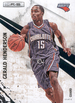 2010-11 Rookies and Stars #37 Gerald Henderson