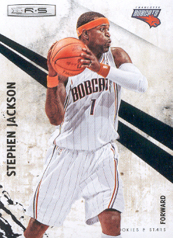 2010-11 Rookies and Stars #38 Stephen Jackson