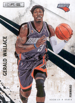 2010-11 Rookies and Stars #39 Gerald Wallace