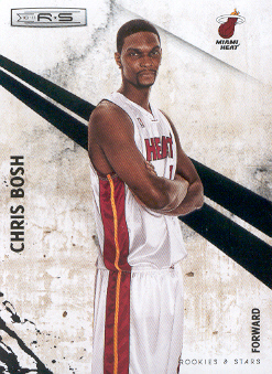 2010-11 Rookies and Stars #42 Chris Bosh