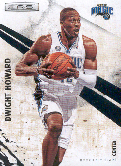 2010-11 Rookies and Stars #43 Dwight Howard