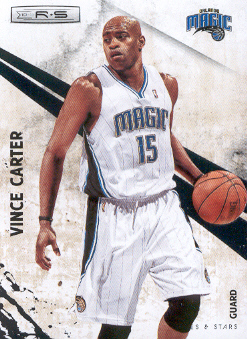 2010-11 Rookies and Stars #44 Vince Carter