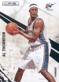 2010-11 Rookies and Stars #47 Al Thornton