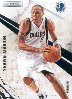 2010-11 Rookies and Stars #52 Shawn Marion
