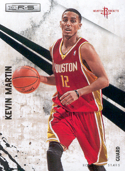 2010-11 Rookies and Stars #54 Kevin Martin