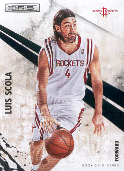 2010-11 Rookies and Stars #56 Luis Scola