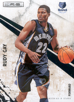 2010-11 Rookies and Stars #59 Rudy Gay