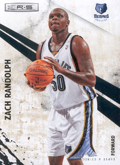 2010-11 Rookies and Stars #60 Zach Randolph