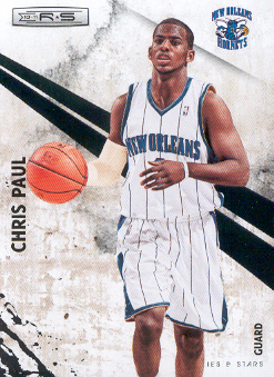 2010-11 Rookies and Stars #61 Chris Paul