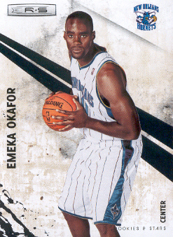 2010-11 Rookies and Stars #62 Emeka Okafor