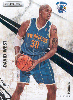 2010-11 Rookies and Stars #63 David West
