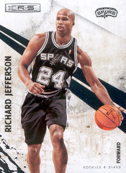 2010-11 Rookies and Stars #66 Richard Jefferson