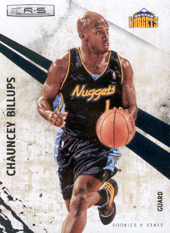 2010-11 Rookies and Stars #68 Chauncey Billups