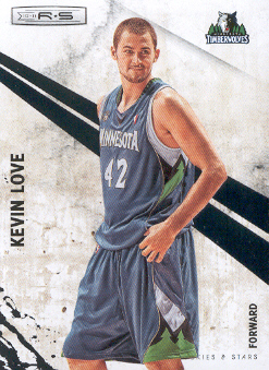 2010-11 Rookies and Stars #71 Kevin Love