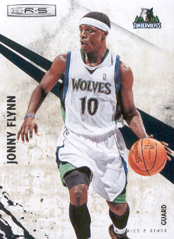 2010-11 Rookies and Stars #73 Jonny Flynn