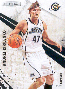 2010-11 Rookies and Stars #82 Andrei Kirilenko