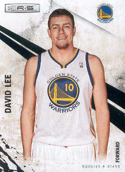 2010-11 Rookies and Stars #84 David Lee
