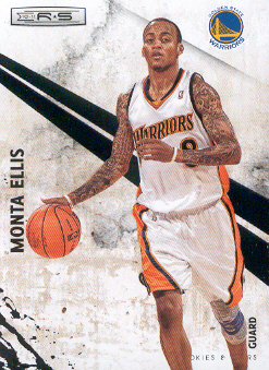 2010-11 Rookies and Stars #85 Monta Ellis