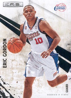 2010-11 Rookies and Stars #87 Eric Gordon