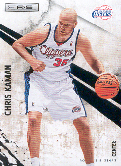 2010-11 Rookies and Stars #88 Chris Kaman