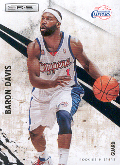 2010-11 Rookies and Stars #89 Baron Davis