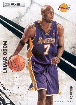 2010-11 Rookies and Stars #92 Lamar Odom