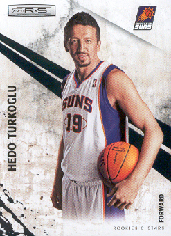 2010-11 Rookies and Stars #95 Hedo Turkoglu