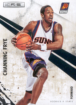 2010-11 Rookies and Stars #96 Channing Frye