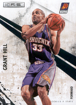 2010-11 Rookies and Stars #97 Grant Hill