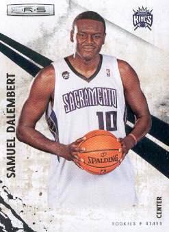 2010-11 Rookies and Stars #99 Samuel Dalembert