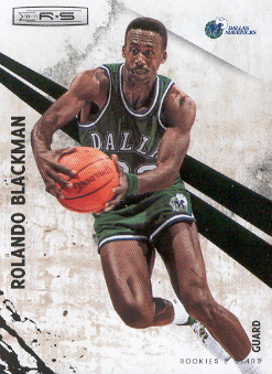 2010-11 Rookies and Stars #101 Rolando Blackman