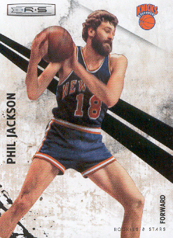 2010-11 Rookies and Stars #108 Phil Jackson