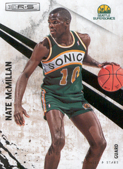 2010-11 Rookies and Stars #112 Nate McMillan