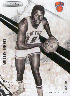 2010-11 Rookies and Stars #113 Willis Reed