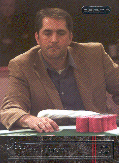 2006 Razor Poker #6 Phil Gordon