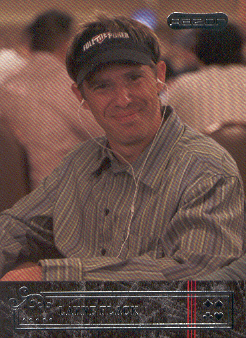 2006 Razor Poker #16 Layne Flack