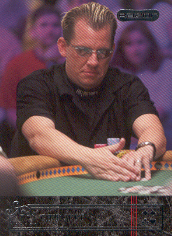 2006 Razor Poker #18 Chip Jett