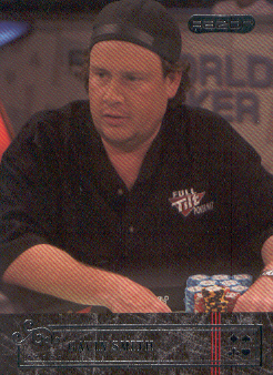 2006 Razor Poker #26 Gavin Smith