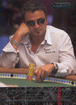 2006 Razor Poker #30 Joe Hachem
