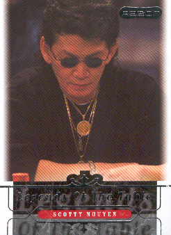 2006 Razor Poker #40 Scotty Nguyen