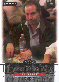 2006 Razor Poker #41 Ted Forrest