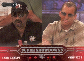 2006 Razor Poker #57 Amir Vahedi/Chip Jett