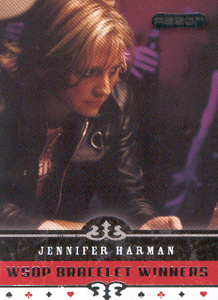 2006 Razor Poker #69 Jennifer Harman