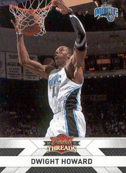 2010-11 Panini Threads #58 Dwight Howard